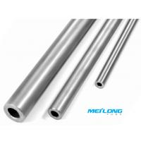 Buy cheap ANSI 316L Bright Annealed Stainless Steel Instrument Tubing , 316L Seamless Tubing product
