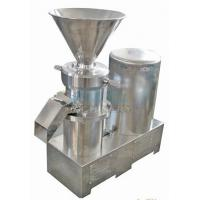 Buy cheap peanut colloid mill/nut butter making machine/sesame colloid mill with the best price sale product
