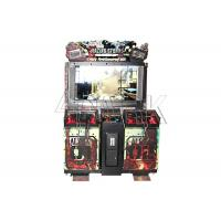 China Razing Storm shooting target simulator  Fighting Video Game machine on sale