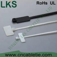 Buy cheap Marker Nylon Cable Ties product
