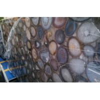 Buy cheap natural agate luxury stone hotel decoration product