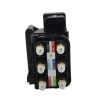 Buy cheap OEM Solenoid Valve Block For Audi A6 A8 2004-2011 Air Ride Suspension product