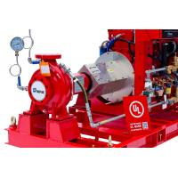 Buy cheap UL & FM DIESEL DRIVEN FIRE WATER PUMPS END SUCTION PUMP WITH CONTROLLER product