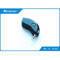 Buy cheap Portable Bluetooth Audio Receiver , Bluetooth Car Adapter Support Smart Phones product