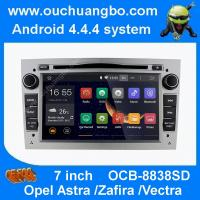 Buy cheap Ouchuangbo android 4.4 Opel Astra  Zafira sliver colour capacitive canbus 3G WIFI free map product