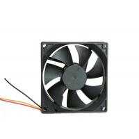 Buy cheap Auto Cooling 12V DC Axial Fans , Computer Box Brushless Cooling Fan Sleeve from wholesalers