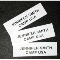 Buy cheap garment label tags with gold stamping product