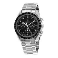 Buy cheap Omega Watch Omega Men's watches 'Speedmaster Moonwatch' Black Dial Stainless from wholesalers