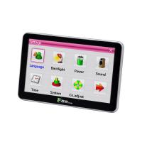 "Buy cheap 7""cheap touch screen GPS 800MHz frequency GPS Navigation with free map from wholesalers"