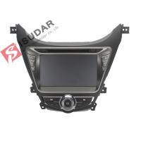 Buy cheap HYUNDAI ELANTRA Android Car DVD Player With Navigation System Support 3G product