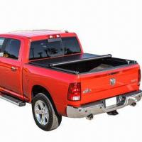 China Roll Up Tonneau Cover, Vinyl with Marine-grade Stitching on sale