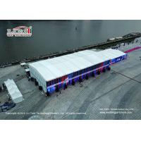 Buy cheap Luxury sports Tents Aluminum PVC Marquee used for tennis court from wholesalers
