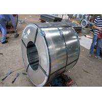 Buy cheap 35MM Zero Spangle HDG Hot Rolled Coil Steel Roll product