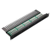 Rain Resistant Fiber Cable Patch Panel ISO 9001 Certification Custom Size YH4004