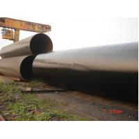 Buy cheap Epoxy Resin Coated Sprial Steel Pipes/SAW pipes product
