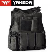 Quality Outdoor Army Military Bulletproof Vest , Body Armour Vest To prevent stab wounds for sale