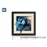 Buy cheap Indoor Wall Art 5D Pictures Glossy / Matt / Offset Surface Effect No Harm Material product