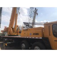 Buy cheap 2012 Model XCMG Used Cranes 50 Ton Qy50k-2 Mobile Hydraulic Crane With 5 Booms product