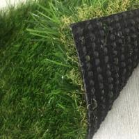 Buy cheap Waterproof Artificial Grass Landscaping / 40mm Pile Fake Grass Landscape product