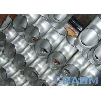 Buy cheap Alloy 600 Nickel Alloy Steel Equal & Reducing Tee Inconel Nickel Alloy Fittings product