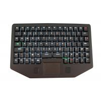 Buy cheap 91 Keys IP68 Plastic Backlit Optical Axis Mechanical Keyboard with Touchpad product