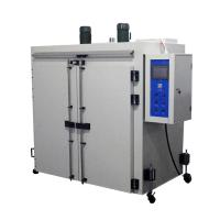 Buy cheap OEM / ODM Spray Paint Drying Industrial Oven , Portable Hot Air Oven For Car from wholesalers
