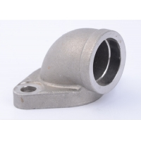 Buy cheap 16Mpa DN315 Union High Strength Cast Iron Pipe Fittings / Galvanized Pipe Fittings product