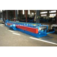 Buy cheap High Speed Automatic C Purlin Roll Forming Machine , 13 Row Purlin Making Machine product