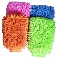 Buy cheap Car Washing Sponge-Lined Glove product
