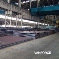 Buy cheap S355J5W Flat Structural Steel Plate High Mechanical Pressure Resistance product