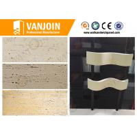 China 300x600MM Faux Marble Acid Resistant Waterproof Soft MCM Outdoor Stone Wall Tile on sale