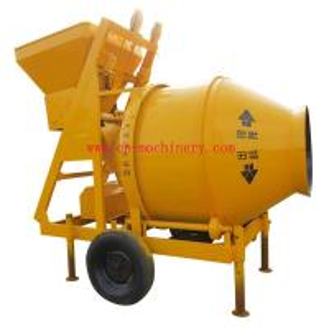 Buy cheap China gasoline diesel 350L concrete mixer for sale with 10-14m3/h productivity (JZC350) product