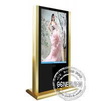 Buy cheap 16.7M Color Kiosk Digital Signage with Memory Card Insert product