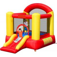 China Open Air Commercial Inflatable Bouncers Park Inflatable Castle on sale
