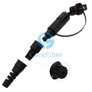 Buy cheap IP67 SC H Connector OptiTap Fiber Optic Jumper Pigtail product
