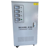Buy cheap TNS(SG)-6KVA Three Phase AC Coil Automatic Ragulated Power Supply product