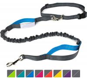 Buy cheap Tangle Free Bungee Dog Leash 100% Nylon Eco Friendly product