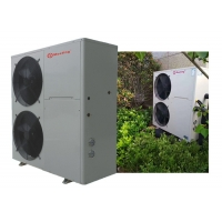 Buy cheap intelligent automatic defrosting air source heat pump air to water 21kw product