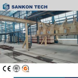 Buy cheap 380V Cut Concrete Blocks Load Transfer Trolley product