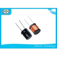 Ferrite Core 0608 Fixed Inductor Black Low DCR D6 X H8mm For LED Lights