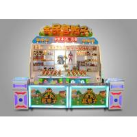 Buy cheap CustomKids Preferred Carnival Games Machine 500W 2 Players For Arcade product