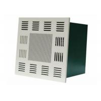 Buy cheap High Efficiency HEPA Filter Box / Hospital Ceiling HEPA Modules product