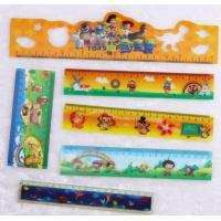 Buy cheap PET Lenticular 3d lenticular animation plastic 3d scale ruler 3D Lenticular PP Ruler printing made by OK3D product