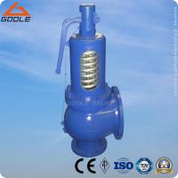 China DIN Spring Loaded Full Lift Pressure Safety Valve on sale