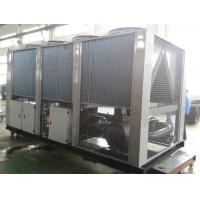Buy cheap Industrial Hermetic Scroll Compressor Air Cooled Water Chillers Stainless Steel 304 product
