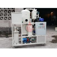 Buy cheap Small Scale Mobile Oil Refinery With Oil And Water Separator from wholesalers