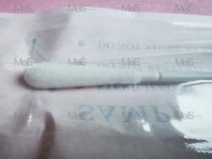 Buy cheap Nasopharyngeal Sterile 15CM Nylon Flocked Nasal Swab product