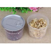 Buy cheap White Food Grade Heat Resisting PP Container Transparent For Soup / Sauce from wholesalers