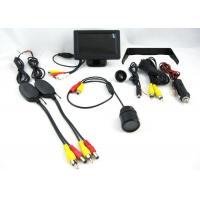 China 628 x 586 Pixels Wireless Car Rear View Camera System IP68 on sale