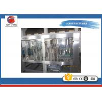 Buy cheap 2000bph Plastic Bottle Pure Water Rinsing Filling Capping Machine product